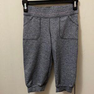 Ivivva Grey Crop Sweatpants